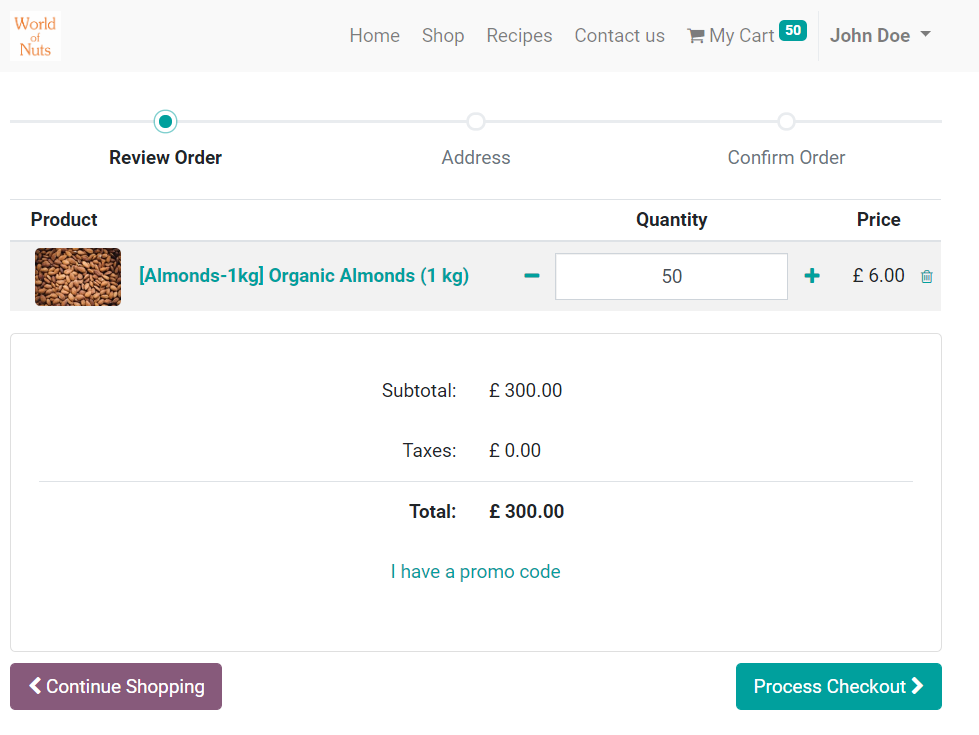 Odoo - Wholesale Pricelist 3